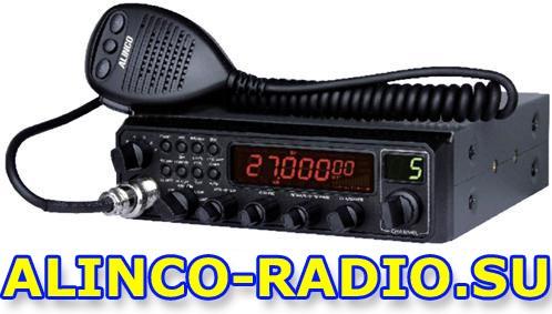 ALINCO DR-135CB возимая рация 27МГц