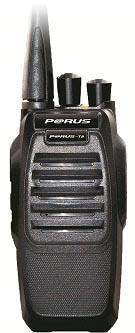 PARUS T-8 безлицензионная радиостанция